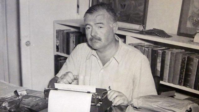 Hemingway the Author