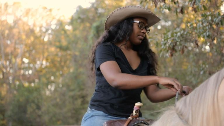 PBS Online Film Festival: Cowgirl Up