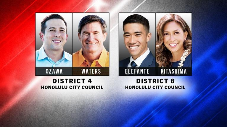 Insights on PBS Hawaiʻ'i: Honolulu City Council, District 4, District 8