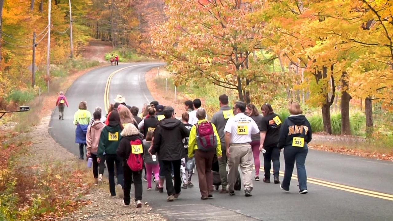 Community Walk for Recovery