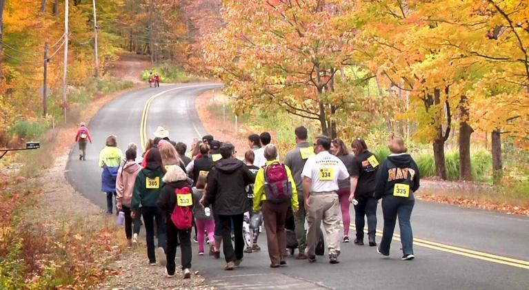 Roads to Recovery: Community Walk for Recovery