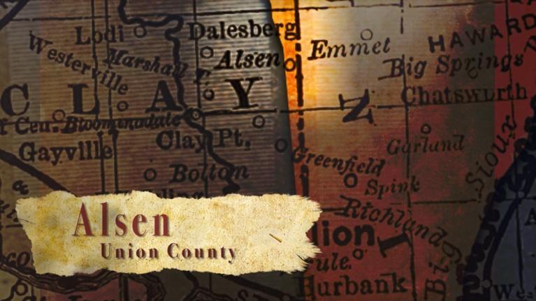 Vanished South Dakota: Towns of Yesterday: Vanished South Dakota: Alsen