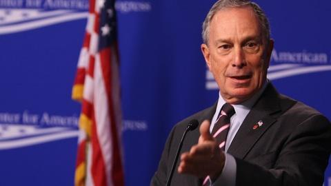 "MetroFocus -- ""THE MANY LIVES OF MICHAEL BLOOMBERG"""
