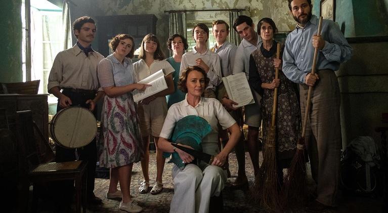 Arizona PBS Previews: The Durrells in Corfu on Masterpiece : LL
