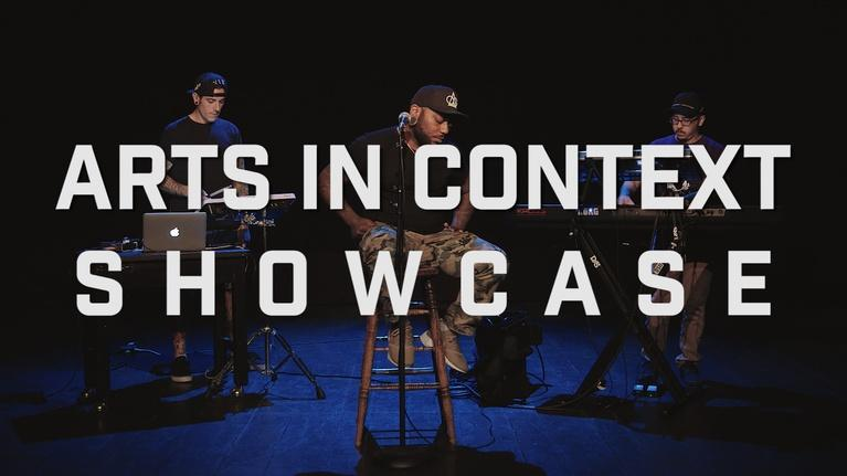 Arts in Context: Jake Lloyd & The Khordsmen - Bloom