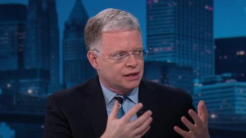 """Amanpour and Company -- David Rohde: AG Barr is Setting a """"Very Dangerous Precedent"""""""