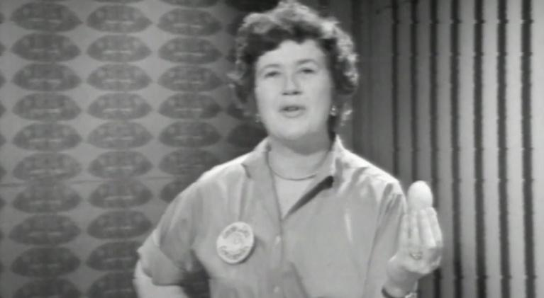 The French Chef with Julia Child: Elegance With Eggs