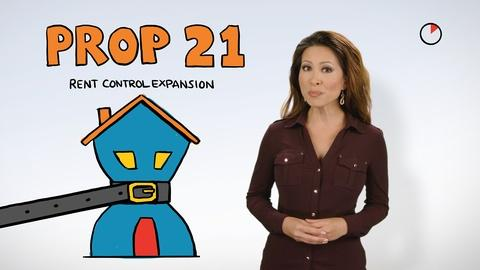 Ballot Brief -- Prop 21 in a Minute: Rent Control Expansion