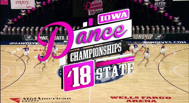 IPTV Presents: 2018 Iowa State Dance Team Championships