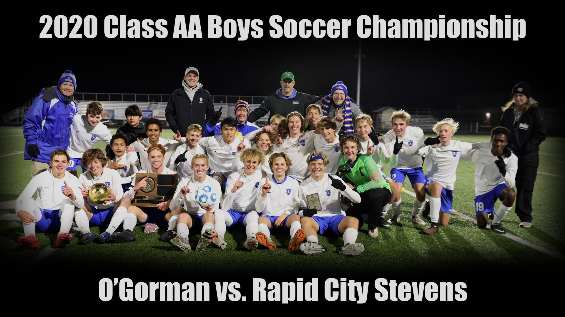2020 Class AA Boys Soccer Championship