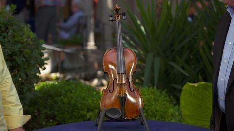 Antiques Roadshow -- Appraisal: German Violin, ca. 1820