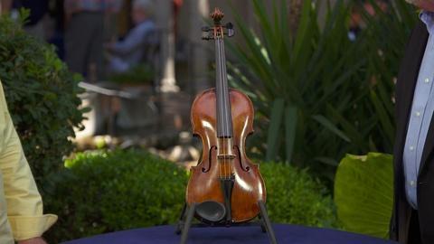 Antiques Roadshow -- Appraisal: German Violin, ca. 1820