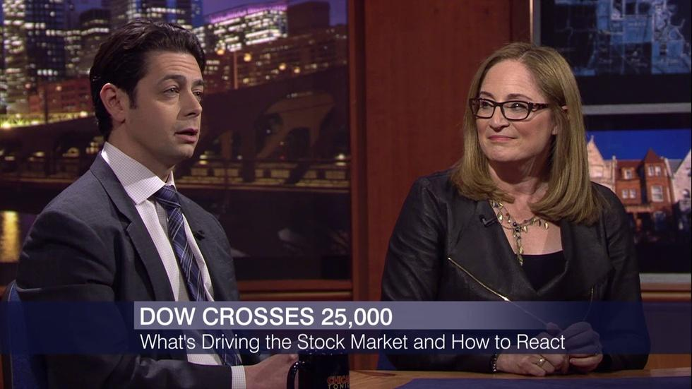 What Does Latest Stock Market Record Mean for Investors? image