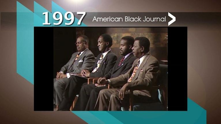 American Black Journal: 1997 ABJ Clip: African Americans' Role in the City's Growth