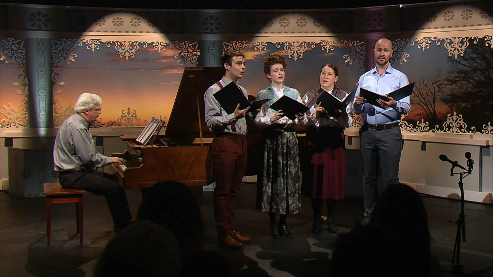 University Place : A Celebration of American Song