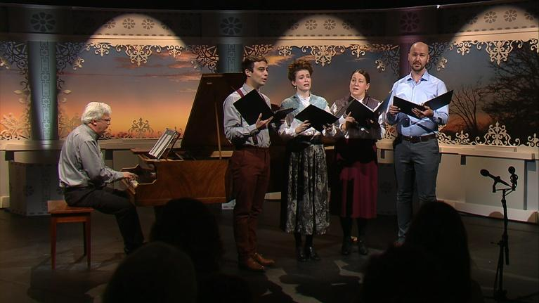 University Place: A Celebration of American Song