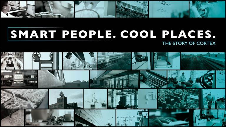 Nine Network Specials: Smart People. Cool Places. The Story of Cortex