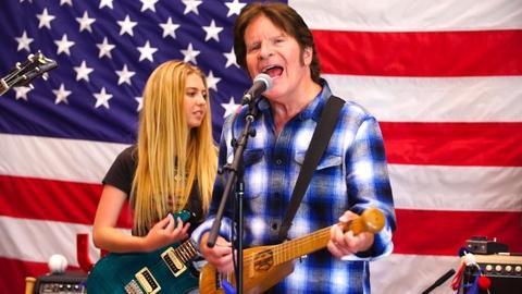 "John Fogerty Performs ""Centerfield"""