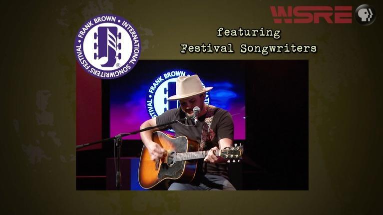 StudioAmped: Frank Brown International Songwriters' Festival 2019