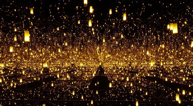 WVIZ/PBS ideastream Specials: Infinity Mirror Rooms Share Yayoi Kusama's Visions at CMA