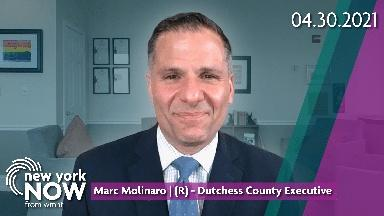County Executive Marc Molinaro on Running for Governor Again