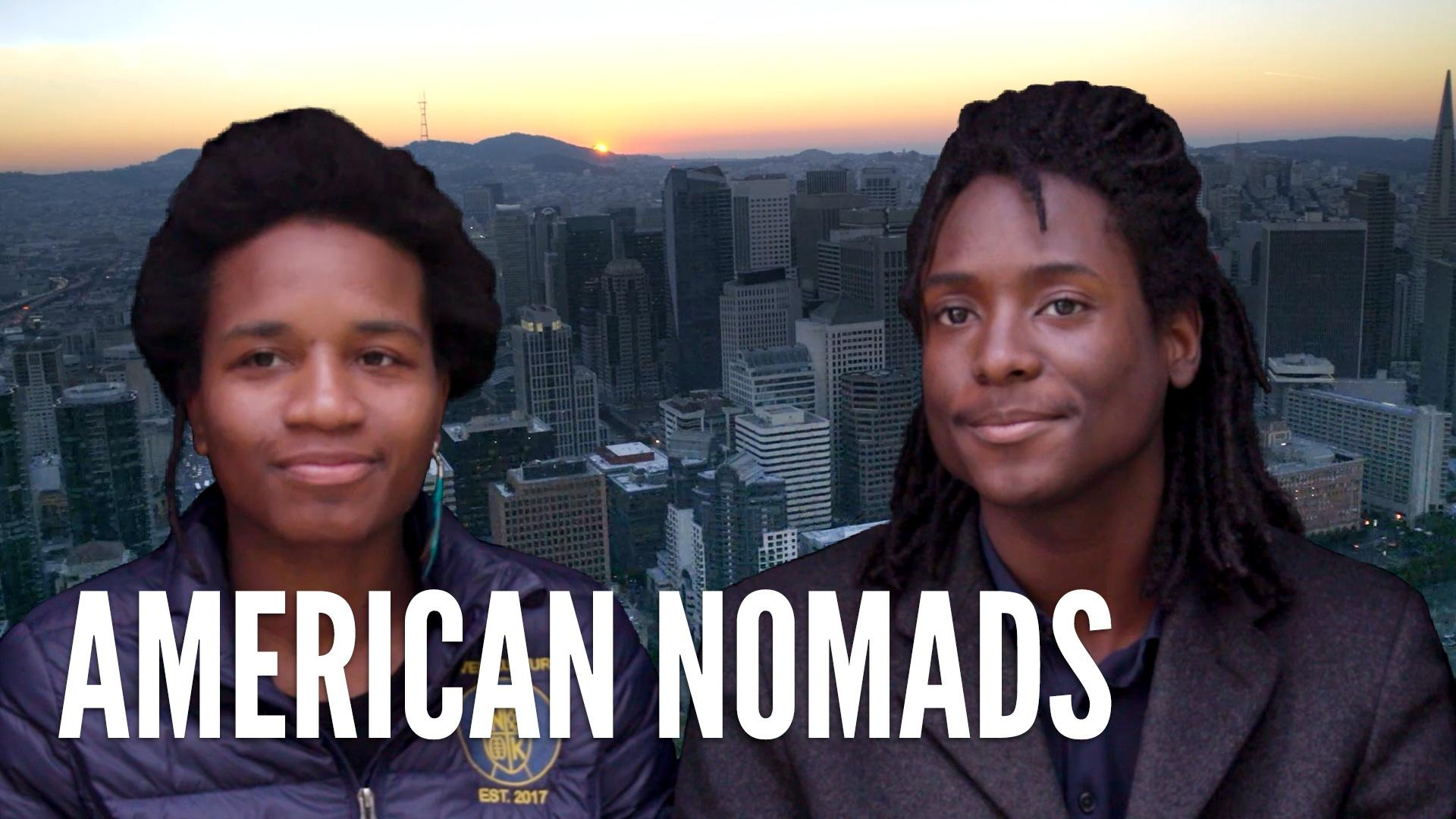 Thumbnail for: Young Veteran Couple Attend College While Stealth Camping | American Nomads, Ep. 5