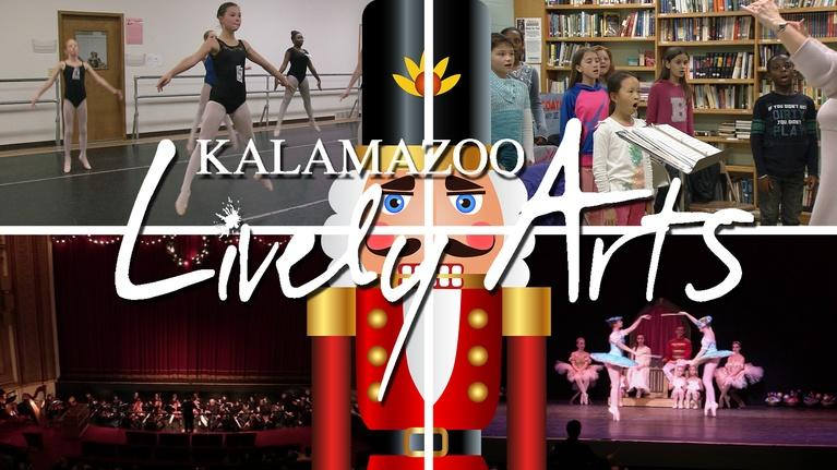 Kalamazoo Lively Arts: Kalamazoo Lively Arts - S03E12