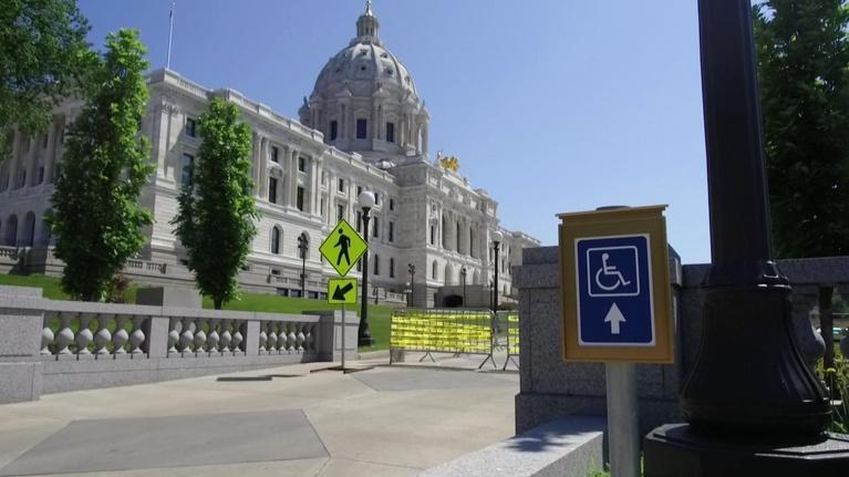 """Almanac: Party chairs, """"Love Thy Neighbor"""", capitol accessibility"""