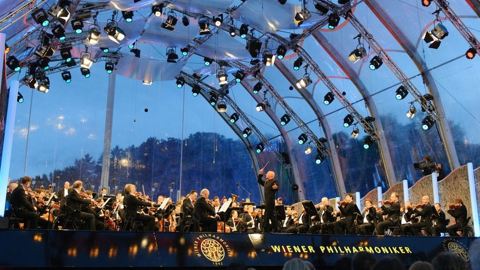 S44 Ep25: Vienna Philharmonic Summer Night Concert 2017 Prev image
