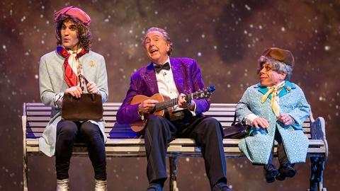 Eric Idle's The Entire Universe -- Preview