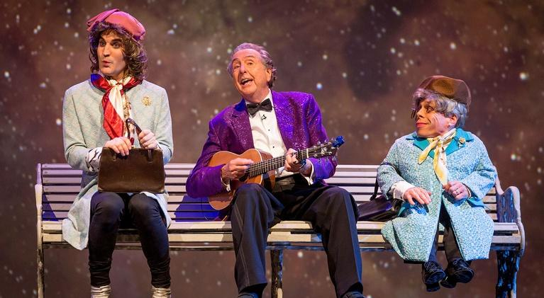 Eric Idle's The Entire Universe: Official Trailer