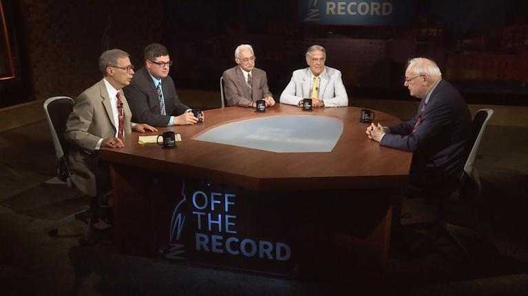Off the Record: Dr. Joe Schwarz | Off the Record OVERTIME |6/1/18