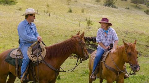 Around the Farm Table -- Cowboy Campfire