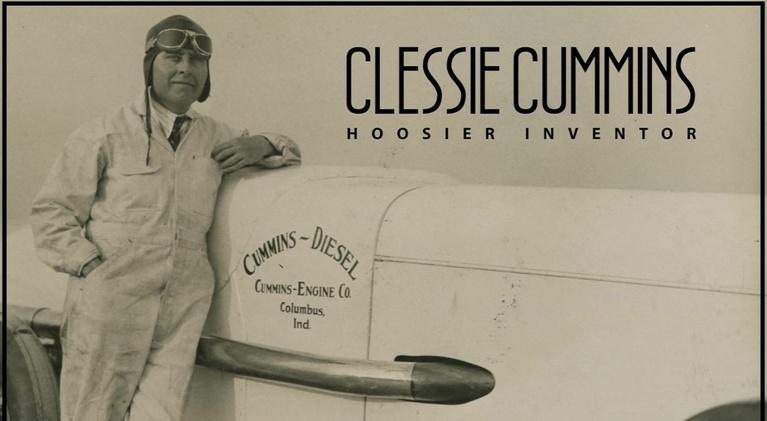 WTIU Documentaries: Clessie Cummins: Hoosier Inventor