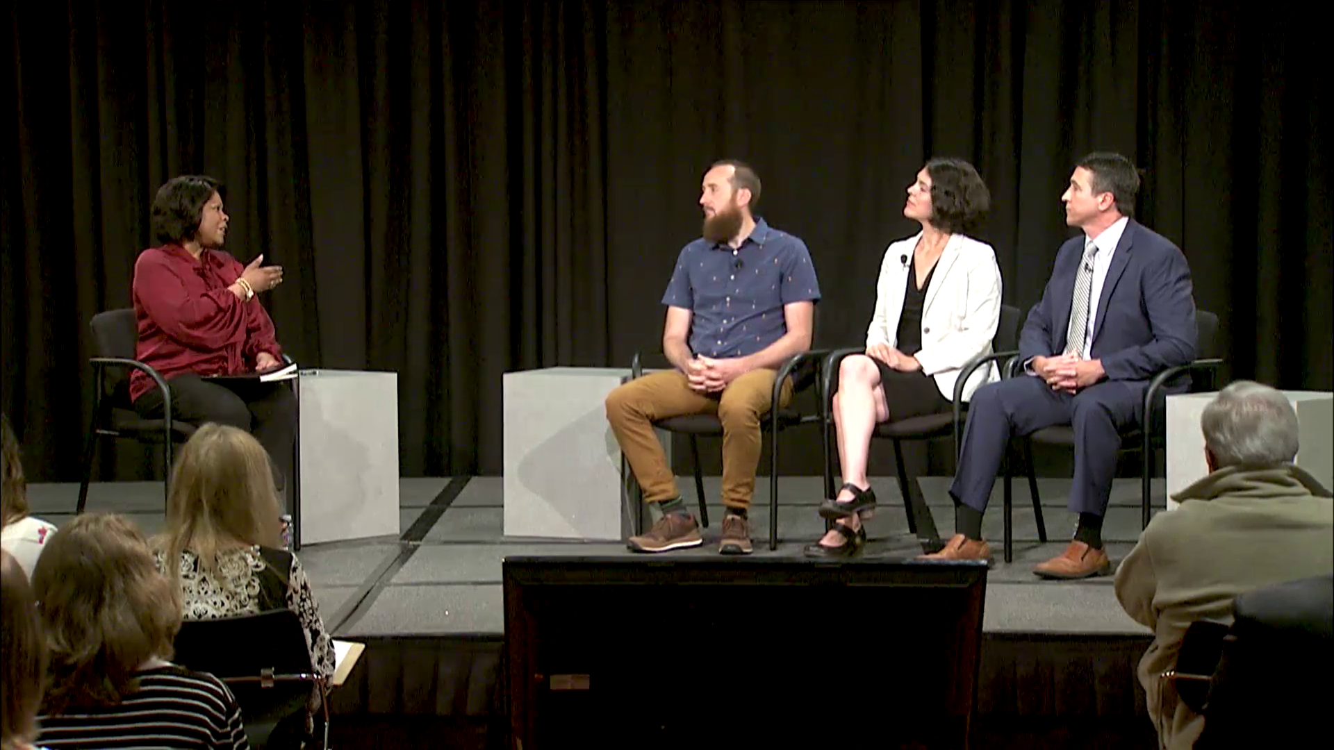 Town Hall: Panel on the Outdoor Recreation Industr