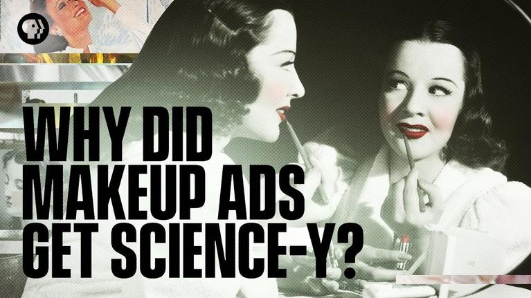 Origin of Everything: How Did Makeup Ads Go From Style to Science?