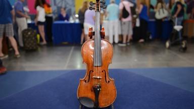 Appraisal: Dutch Cuypers School Violin, ca. 1820