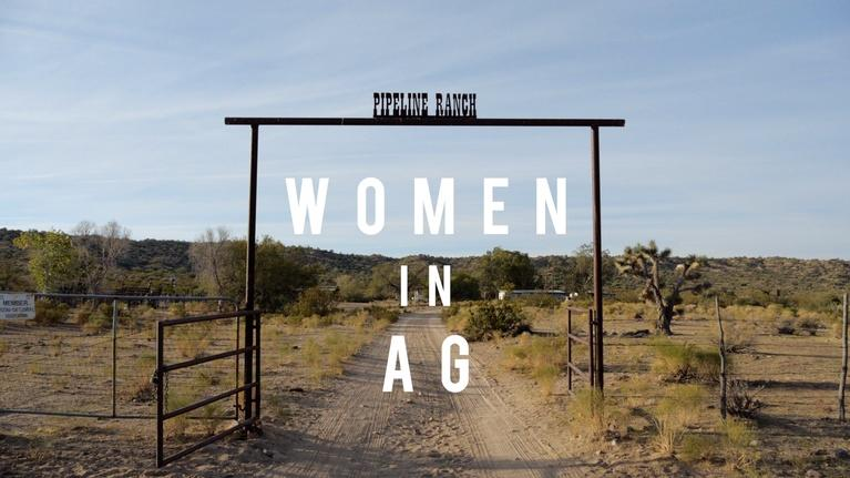 American Grown: My Job Depends on Ag: American Grown: My Job Depends on Ag - Women in Ag