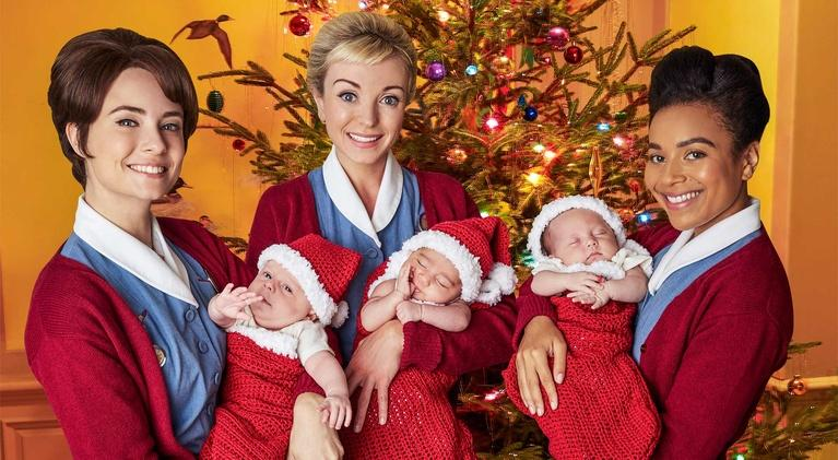 Call the Midwife: Holiday Special 2019 Preview