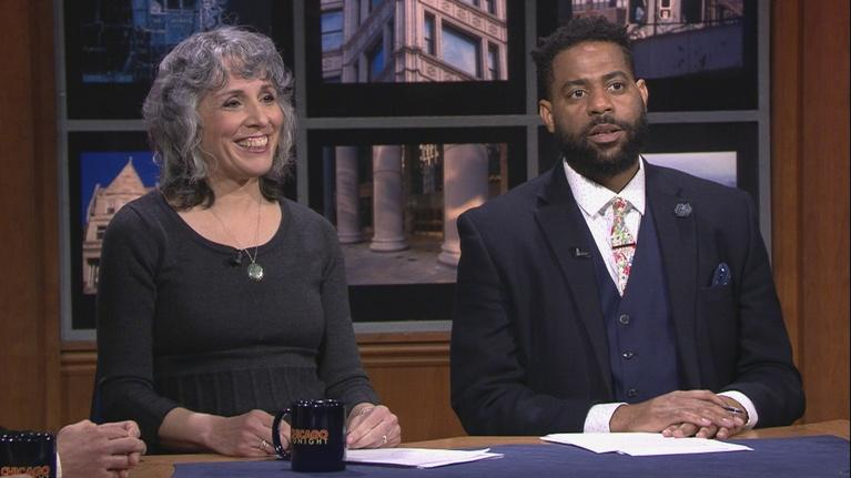 Chicago Tonight: Web Extra, The Week in Review: Trump's Pardon