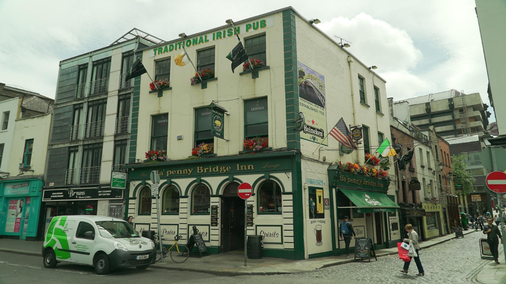 Curious Dublin Pubs