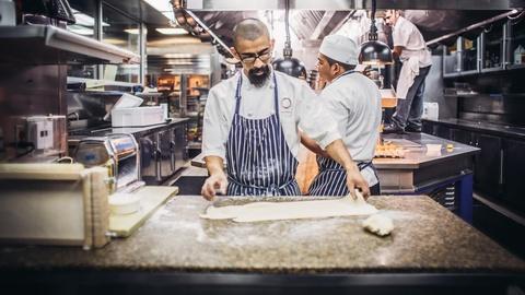 The Migrant Kitchen -- The Migrant Kitchen