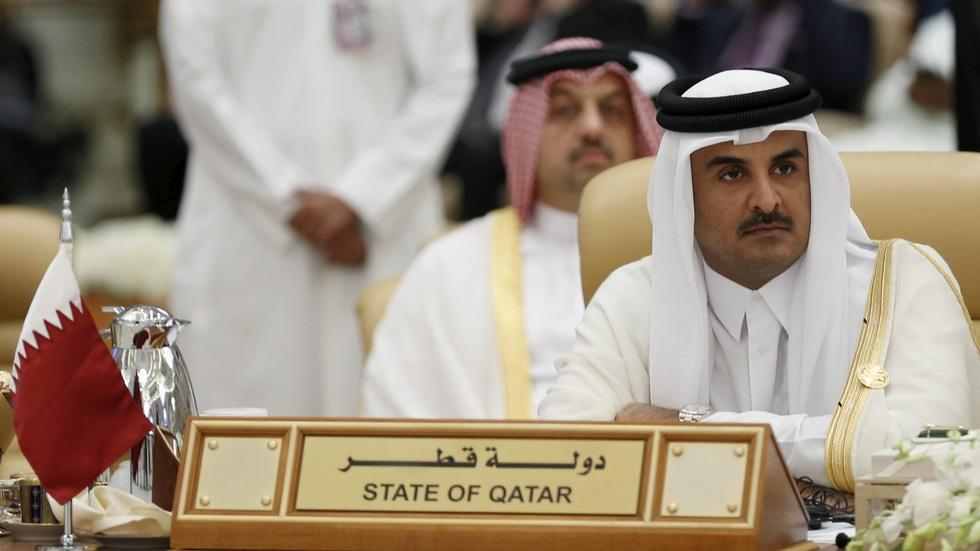 What's behind the dramatic diplomatic rift with Qatar? image