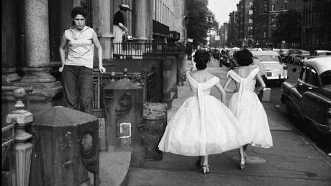 Garry Winogrand's Early Career