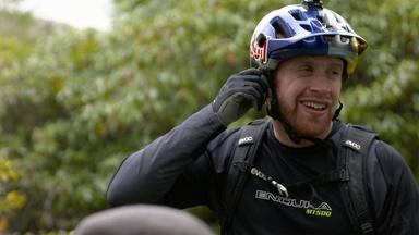 Danny McCaskill, Cyclist