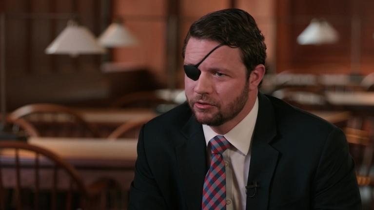 Amanpour and Company: Rep. Dan Crenshaw Talks Gun Violence and Healthcare