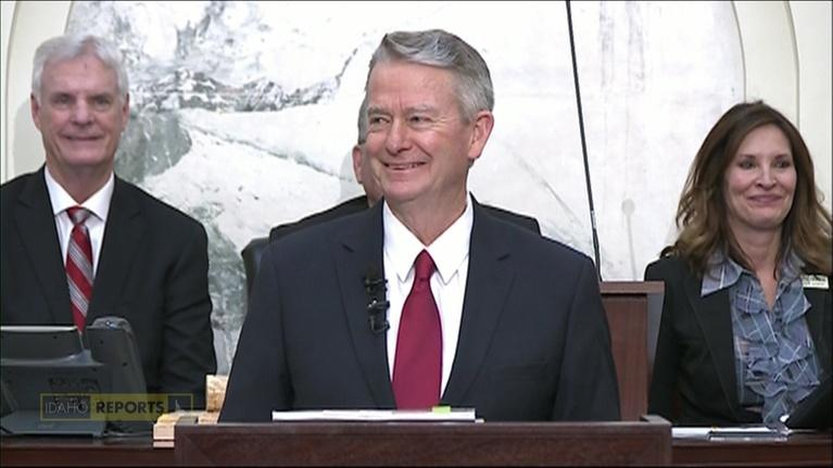 Idaho Reports: State of the State 2020