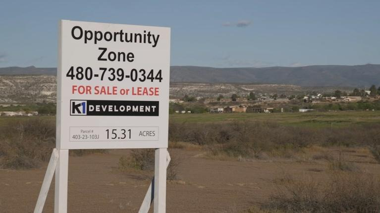 PBS NewsHour: Will opportunity zone tax breaks help low-income areas?