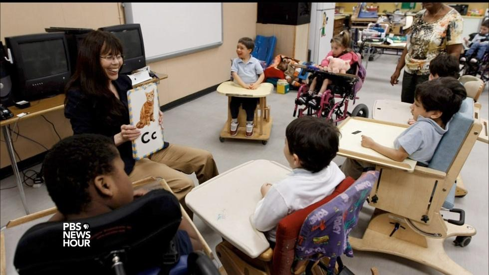 How cuts to Medicaid could affect kids in special education image