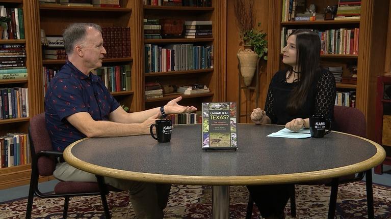 The Bookmark: Matt Turner, Unnatural Texas?: The Invasive Species Dilemma